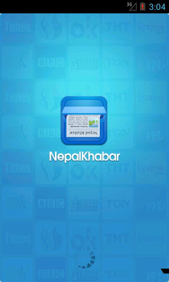 NepalKhabar - screenshot