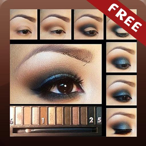 眼部化妆设计 娛樂 App LOGO-硬是要APP