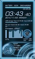 Screenshot of Mobile Info