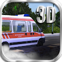 Ambulance Simulator 3D icon