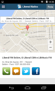 Liberal Rádios screenshot 3