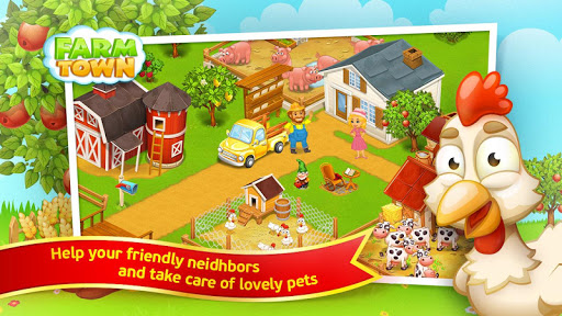 Farm Town 2™: Hay New Farm Day for PC