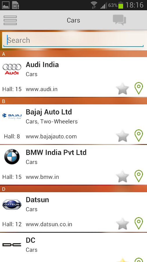 Autoexpo Motor Show 2014 Android Apps On Google Play