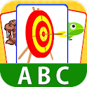 ABC Flash Cards For Toddlers