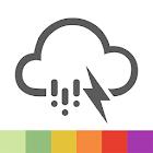 AlertsPro - Unwetterzentrale icon