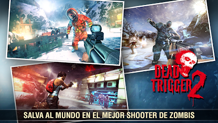 Dead Trigger 2: First Person Zombie Shooter Game APK 3