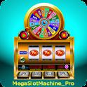 Mega Slot Machine Pro logo