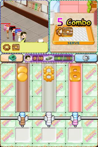 Donut Tycoon Lite -Board Game- - screenshot
