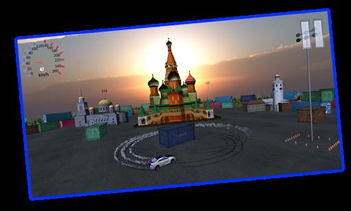 Kremlin Drift