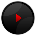 PowerAmp FreshRED Skin icon