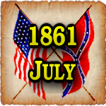 1861 July Am Civil War Gazette