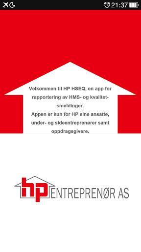 HP HSEQ