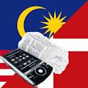 Danish Malay Dictionary icon