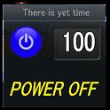 Shutdown Timer widget icon