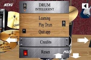 Screenshot of Drum 3D (Intelligent)