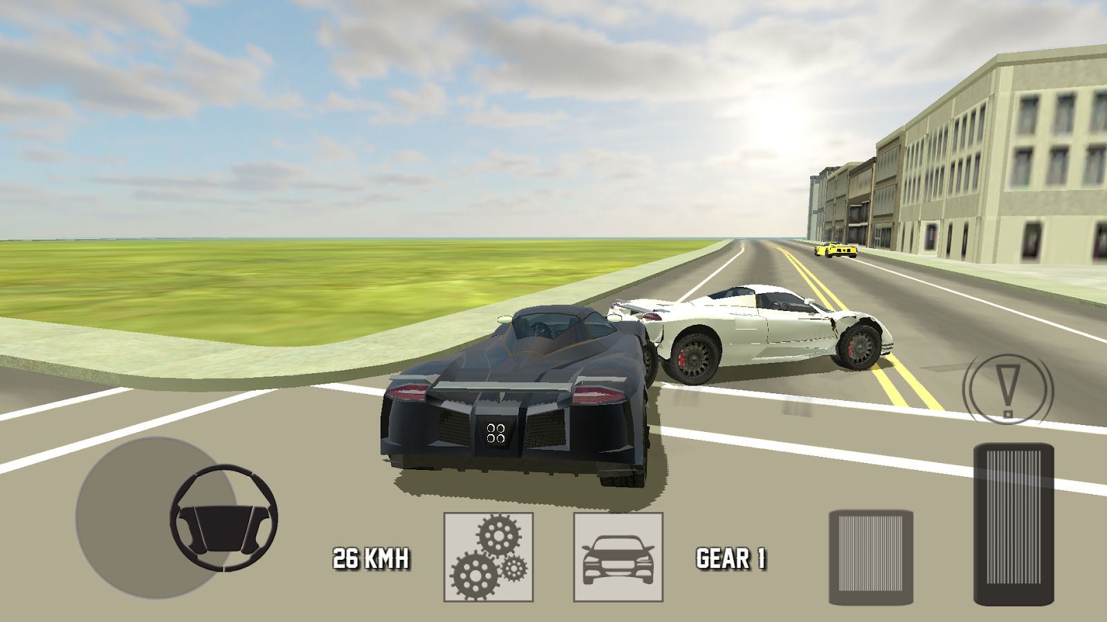 Luxury Car Driving 3D - screenshot