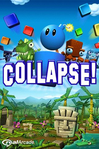 COLLAPSE!- screenshot