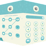 AppLock Theme Blue 1.1 Apk