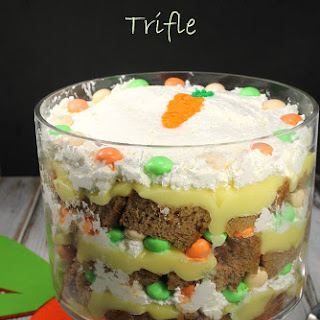 M&M's® Carrot Cake Trifle.