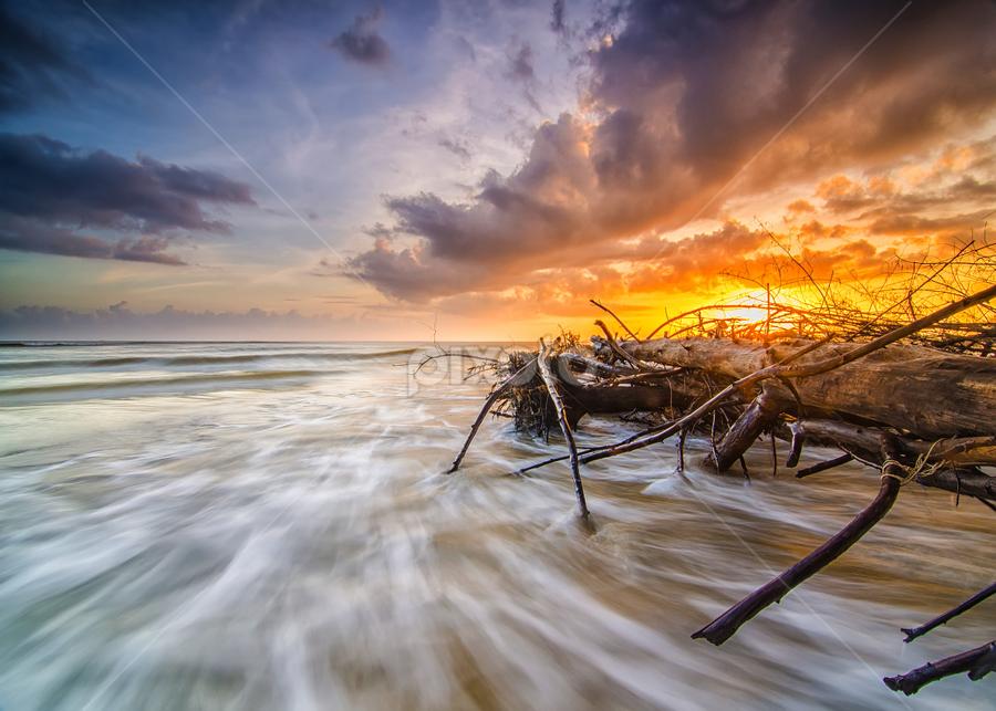 Sunset Time begins by Don Jeek - Landscapes Sunsets & Sunrises (  )