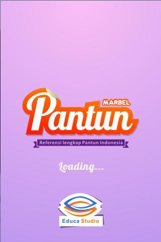 Marbel Belajar Pantun - screenshot