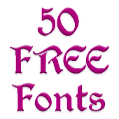Fonts for Android 50 #3