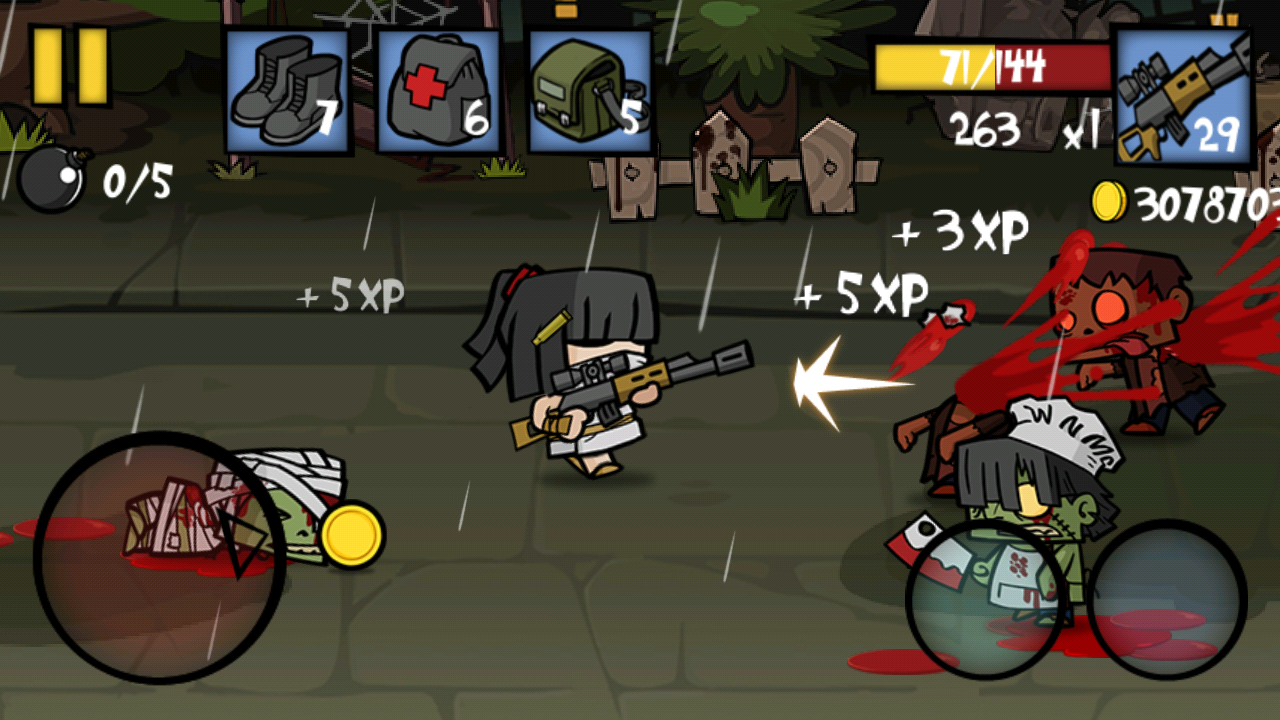 Zombie Age 2 - screenshot