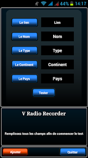 V Radio Recorder Free - screenshot thumbnail