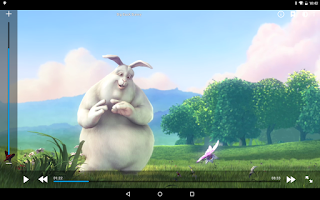 Screenshot of Archos Video (AW)