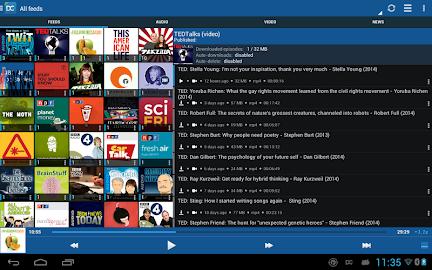 DoggCatcher Podcast Player Screenshot 26