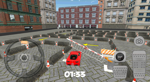 【免費模擬App】超級城停車場-APP點子