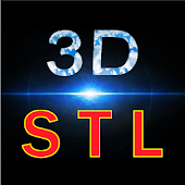 3D STL Viewer for Tablet