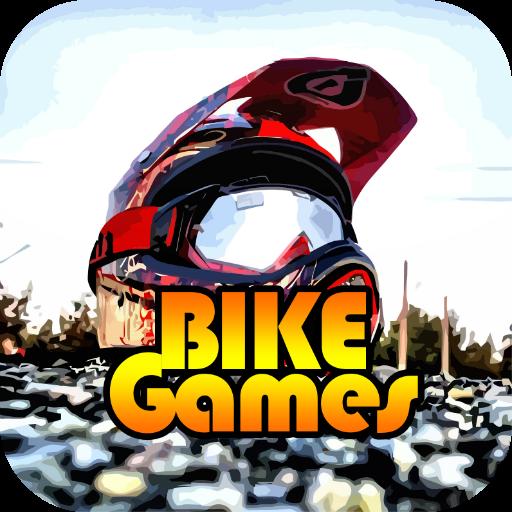 自行車賽車遊戲 賽車遊戲 App LOGO-APP試玩
