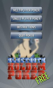 Bluetooth Holdem Poker FREE - screenshot thumbnail