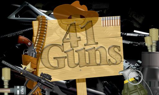 41 3D Guns