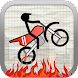 Stick Stunt Biker (Free) icon