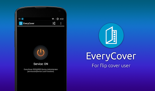 EveryCover FREE Screen on off
