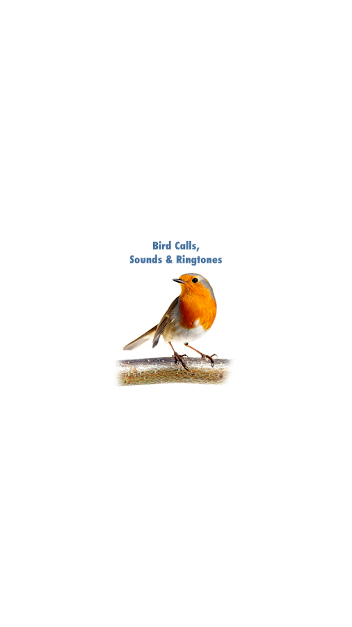 Bird Calls, Sounds & Ringtones - screenshot