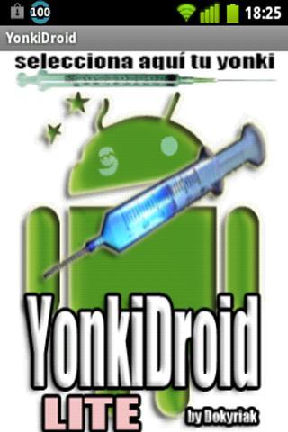 YonkiDroid Lite: Frases yonkis - screenshot