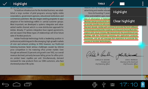EBookDroid - PDF & DJVU Reader- screenshot thumbnail