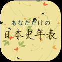 日本史年表 icon