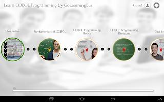 Screenshot of Learn COBOL Programming
