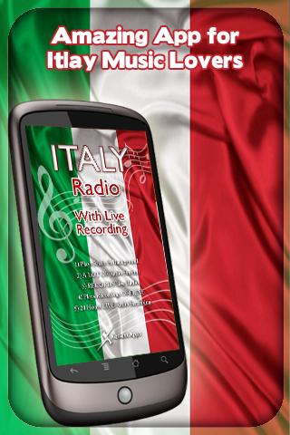 Italy Radio - With Recording