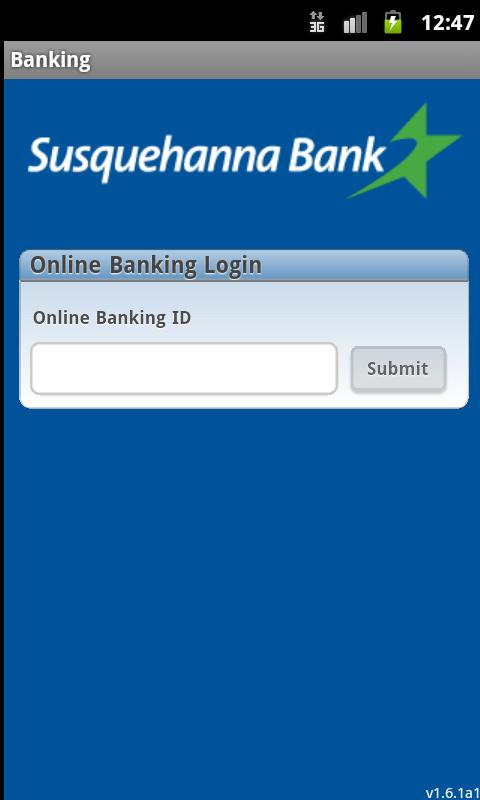 Banking - screenshot
