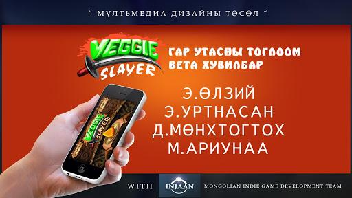 Veggie Slayer Demo
