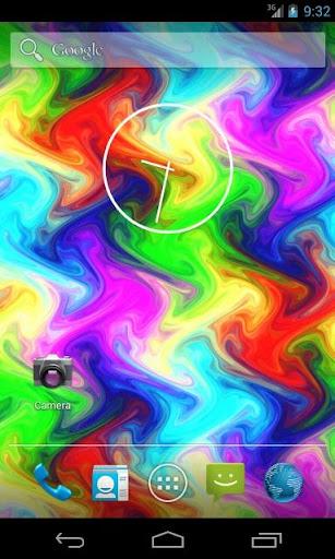 Dancing Pixels Live Wallpaper