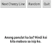 Pinoy Pick Up Lines Version 4
