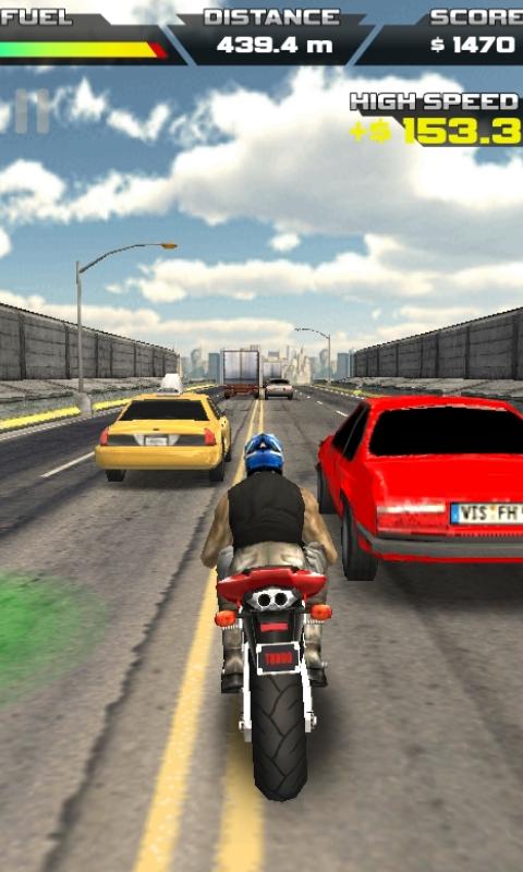Screenshots of MOTO LOKO HD for iPhone