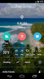 Kauai Guide - Gogobot - screenshot thumbnail