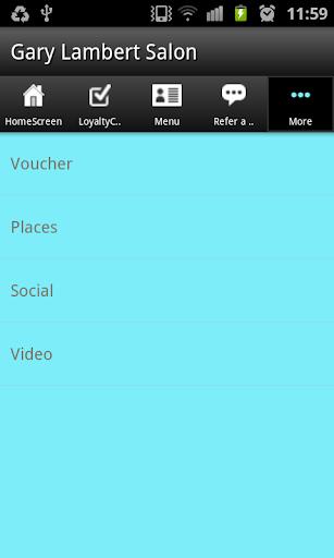 【免費商業App】Gary Lambert Salon-APP點子